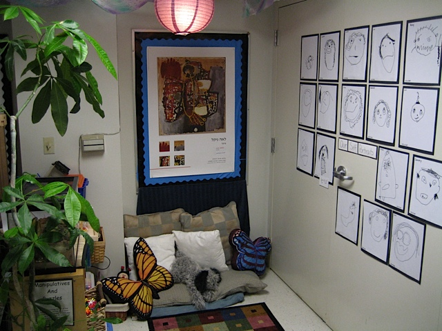 Quiet Corner Art Creativity In Early Childhood Education