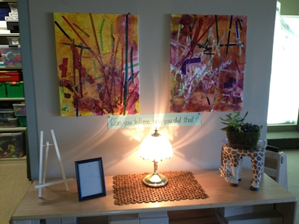 Anna Elements of Art Line 13
