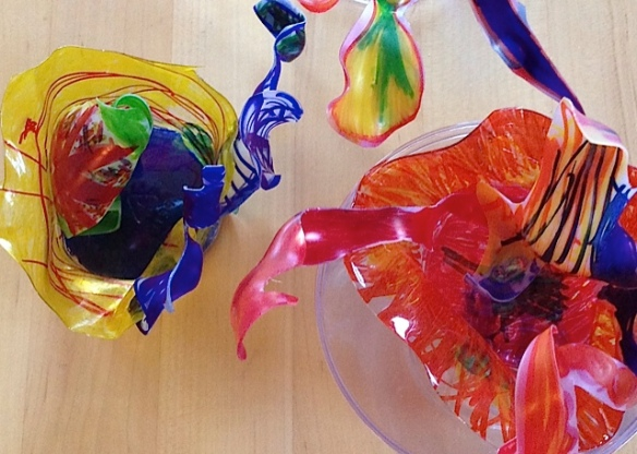 Anna Chihuly Shrink Art 7
