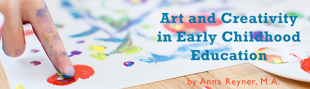 Art Creativity In Early Childhood Education
